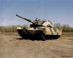 Super M60 Prototype Main Battle Tank | Military-Today.com