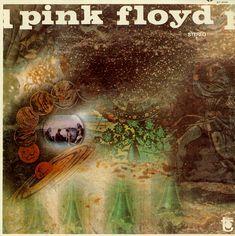 Pink Floyd  A Saucerful Of Secrets