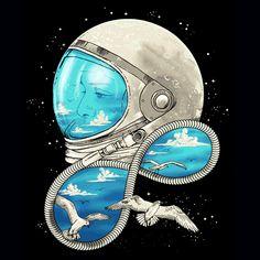 Camiseta 'Infinity'. http://cami.st/p/1692