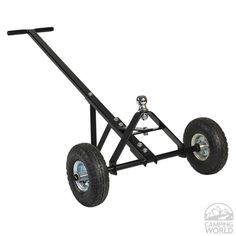 "Trailer Dolly with 12"" Knobby Tires"