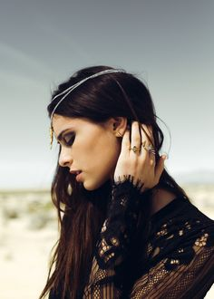 Relic - by Mr. Kate - Spike Earrings and rings from the new collection!