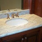 Find This Pin And More On Bathroom Sinks Countertops