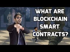 """More and more apps will start using smart contract technology to enable never before possible features. We're going to build a smart contract called """"proof o. Blockchain Technology, Cryptocurrency, Youtube, Movie Posters, Film Poster, Popcorn Posters, Billboard, Film Posters, Youtube Movies"""