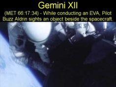 "NASA's Gemini UFO sightings – Astronaut ""VTR"" transcripts from the days before Apollo"