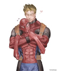 Only if deadpool looked like that then my life would be complete :)