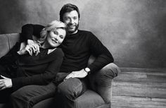 Hugh Jackman And Wife Deborra Lee Furness Talk Marriage And Love Hugh Jackman and wife Deborra-Lee Furness talk marriage. Check out what the still much in love couple has to say about their almost 2 decades old marriage. Hugh Jackman, Hugh Michael Jackman, Les Miserables, Z Cam, Australian Actors, The Greatest Showman, Hollywood, Famous Couples, Celebrity Couples