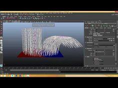 XGen (Autodesk Maya) - Part 04 - Region Control - YouTube