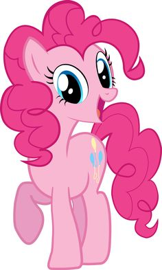 Pinkie Pie Vector by SnapShopVisuals on DeviantArt