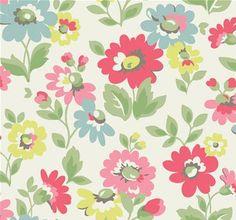 Lampshade: Cath Kidston Prairie Fabric