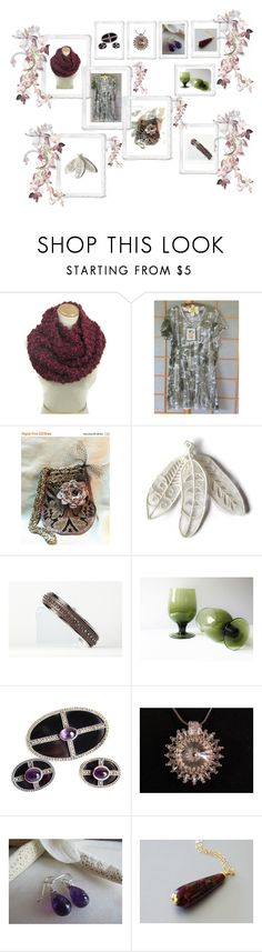 """""""Gifts for Her #4"""" by keepsakedesignbycmm on Polyvore featuring Judith Jack, etsy, jewelry, accessories and smallshops"""