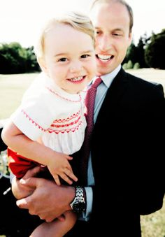 New photo released of Prince George ahead of his second birthday.