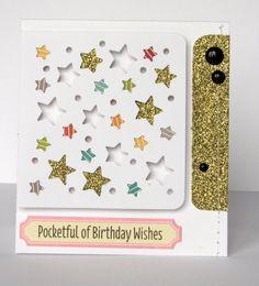 Pocketful of birthday wishes - Scrapbook.com
