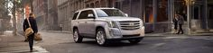 As smart as it is powerful. The Escalade combines dynamic performance and poised handling with a surprising fuel economy. #winning #cadillac ⚡️