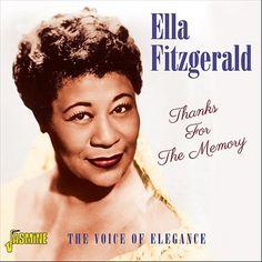 ella fitzgerald | Ella Fitzgerald The First Lady of Song (video) cultura