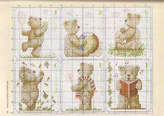 Gallery.ru / Фото #28 - The world of cross stitching 008 июль 1998 - WhiteAngel