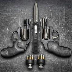 knives, guns, and tactical gear Tactical Equipment, Tactical Gear, Weapons Guns, Guns And Ammo, Cool Guns, Concealed Carry, Firearms, Shotguns, Hand Guns