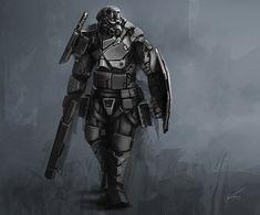 Cyborg by Sanset