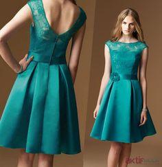 5f98bd4f5ef0a Dantelli Saten Elbise Modelleri 2019. Saten Elbise Modelleri 2019 - Saten  Elbise Kombinleri - Aktif Moda