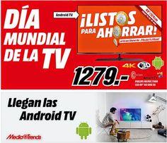Ofertas de TV por el Dia Mundial de la Tele 2014