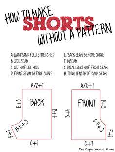 make shorts pattern                                                                                                                                                                                 More