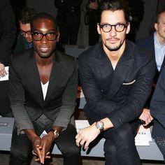 The Best Dressed Men of London Collections: Men | The Gentlemans Journal http://www.thegentlemansjournal.com/5-best-running-trainers/