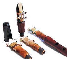 Best PRO DUDUK CLARINET COMBO ARMENIAN CLARDUDUK 2 Reed Oboe Flute Mey Ney KAVAL