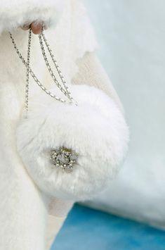 Chanel,  winter wonderland purse