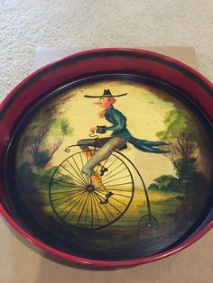 Signed Peter Ompir Original Painting