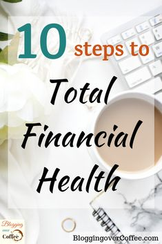 Improve your Financial Health with this easy 10 step process! It's really not as hard as it seems. With this easy 10 step process, you can be free of debt, saving money, financially healthy, and even investing in a matter of months! Saving For College, Saving For Retirement, Energy Saving Tips, Budgeting 101, Financial Peace, Extreme Couponing, Frugal Tips, Energy Technology, Finance Tips