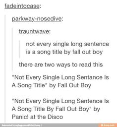 How do you write song titles in an essay?