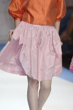 Agatha Ruiz de la Prada at Milan Spring 2007 (Details)