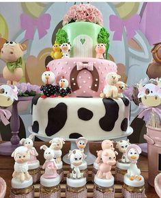 Farm Animal Birthday, Cowgirl Birthday, Girl Birthday Themes, Cowgirl Party, Farm Birthday, Baby Girl Birthday, 30th Birthday Parties, Birthday Numbers, Birthday Diy
