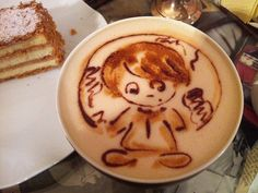 cute latte art→follow← my board ♡ͦ* ¢σffєє σвѕєѕѕє∂ ♡ͦ* @ ★☆Danielle ✶ Beasy☆★