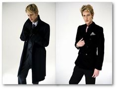STYLE ICON: none other than the eccentric preppy NOLAN ROSS of Revenge style icon NOLAN ROSS @ http://www.mirandasinsidescoop.com  Gabriel Mann fashion style