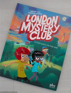 Week-end lecture #121 : London Mistery Club