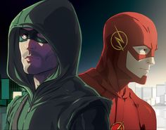 Green Arrow and The Flash