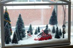 DIY - Kerstlandschap - Beautylab.nl