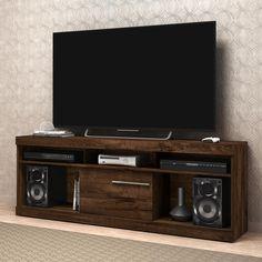 Tv Unit Furniture, Living Room Furniture, Living Room Decor, Siena, Malbec, Tv Cabinet Design, Rack Tv, Wooden Tv Stands, Tv Stand Designs