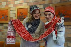 """Just in time for winter! ⛄ Check out the cool Slovak prizes we're giving away in round 9 and 10 of our """"Slovak Icons"""" competition. Hats, scarves and gloves (made in Slovakia from Merino wool) are available for anyone in any country to win! Have you entered our competition yet?"""