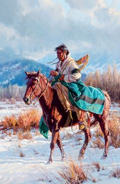 """Cold Winds"" -- by Martin Grelle"