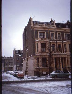 Longridge Road, Earls Court 1965