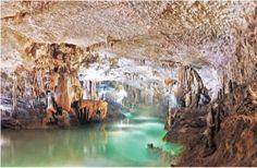 Cavernas de Jeita, Líbano