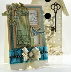 I SO want to make one of these shadowboxes from Amazing Paper Grace!  There are Silhouette cut files for shadowboxes in the store to get you started.