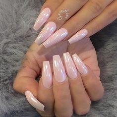 #nailart #nails #coffinnails