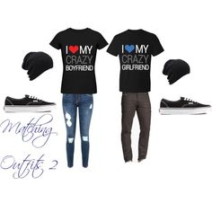 Matching Couple Outfits 2