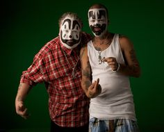 Insane Clown Posse plays Wednesday, May 1, 7:30 p.m. at the Main Street Armory.