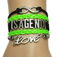 Isagenix Infinity Bracelet · Brunstetter T's Treasures · Online Store Powered by Storenvy