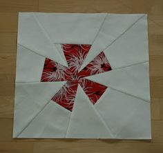 fantastic block - way too advanced for my meager quilting skills!  one day, maybe...