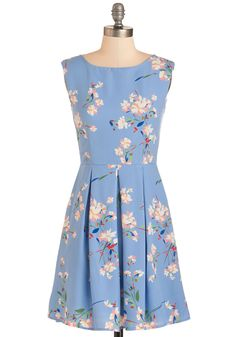 Put Your Mind at Breeze Dress