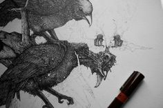 """ family affair "" by Adiasa , via Behance"